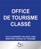 label office de tourisme classe
